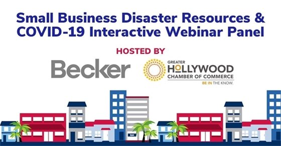 Small Business DIsaster Resources & COVID-19 Interactive Webinar Panel