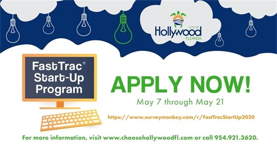 FastTrac® Start-Up Program - APPLY NOW!