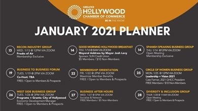 GHCC January 2021 Planner
