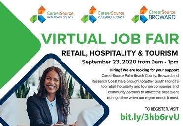 CareerSource Virtual Job Fair
