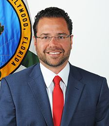 Mayor Josh Levy