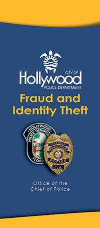 Fraud and Idnty Theft brochure