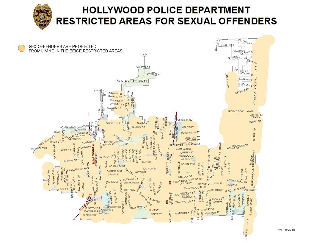 ual Predators & Offenders | Hollywood, FL - Official Website on