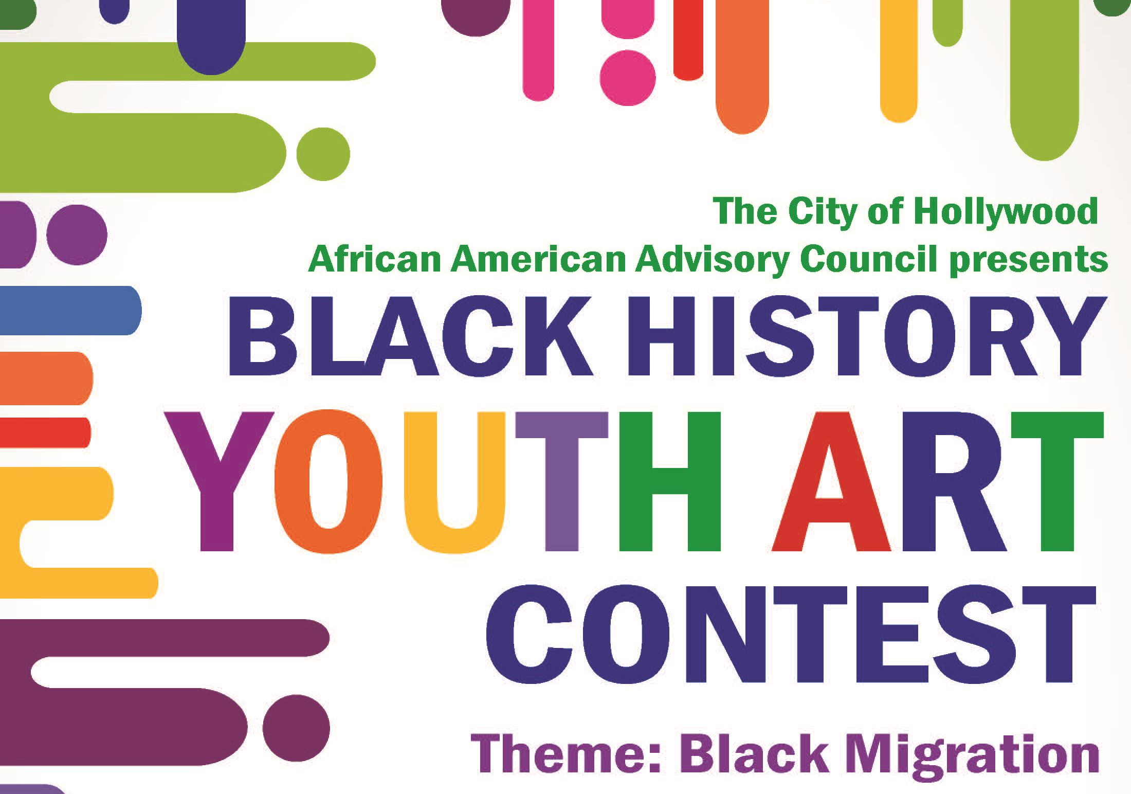 Black History Art Contest