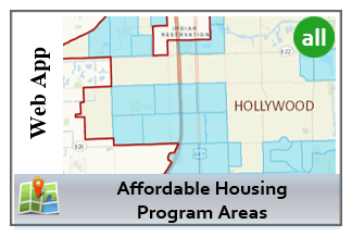 Affordable Housing Program Areas 2019