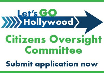 Lets GO Hollywood Citizens&#39 Oversight Committee Advisory Board Application