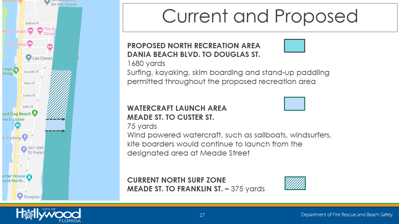 Proposed North Recreation Area