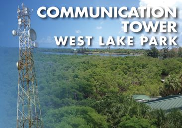 Communication Tower Proposed for West Lake Park