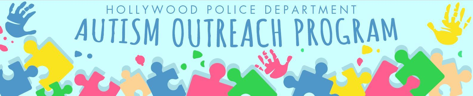 Autism Outreach Program - Banner Graphic for Website