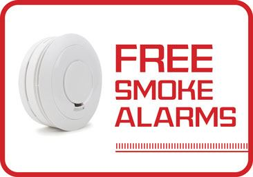 Sound the Alarm Free Smoke Alarm Giveaway