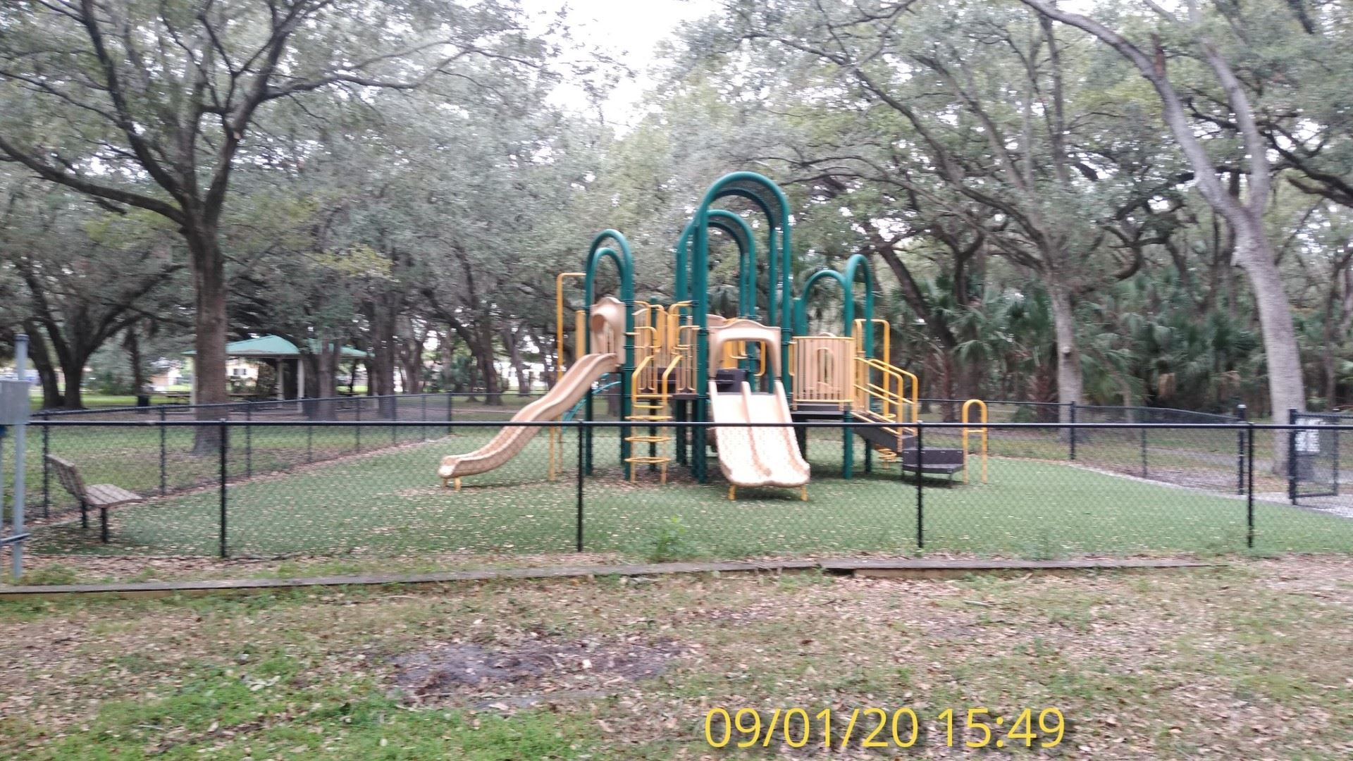 Playground looking W 1/9/20