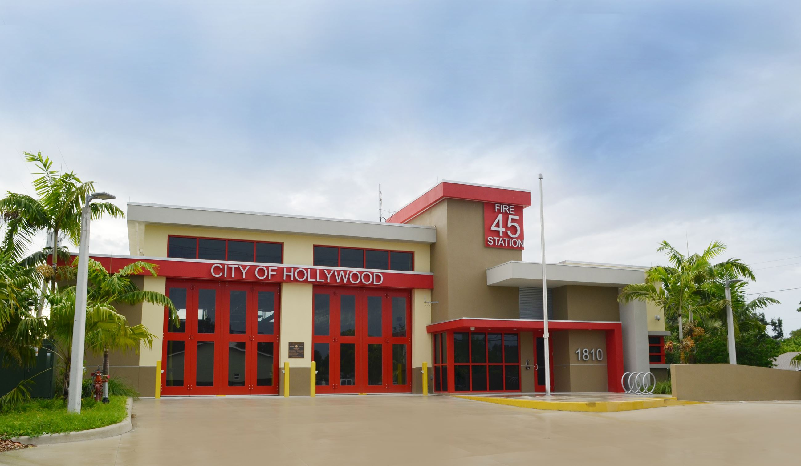 Fire Station 45