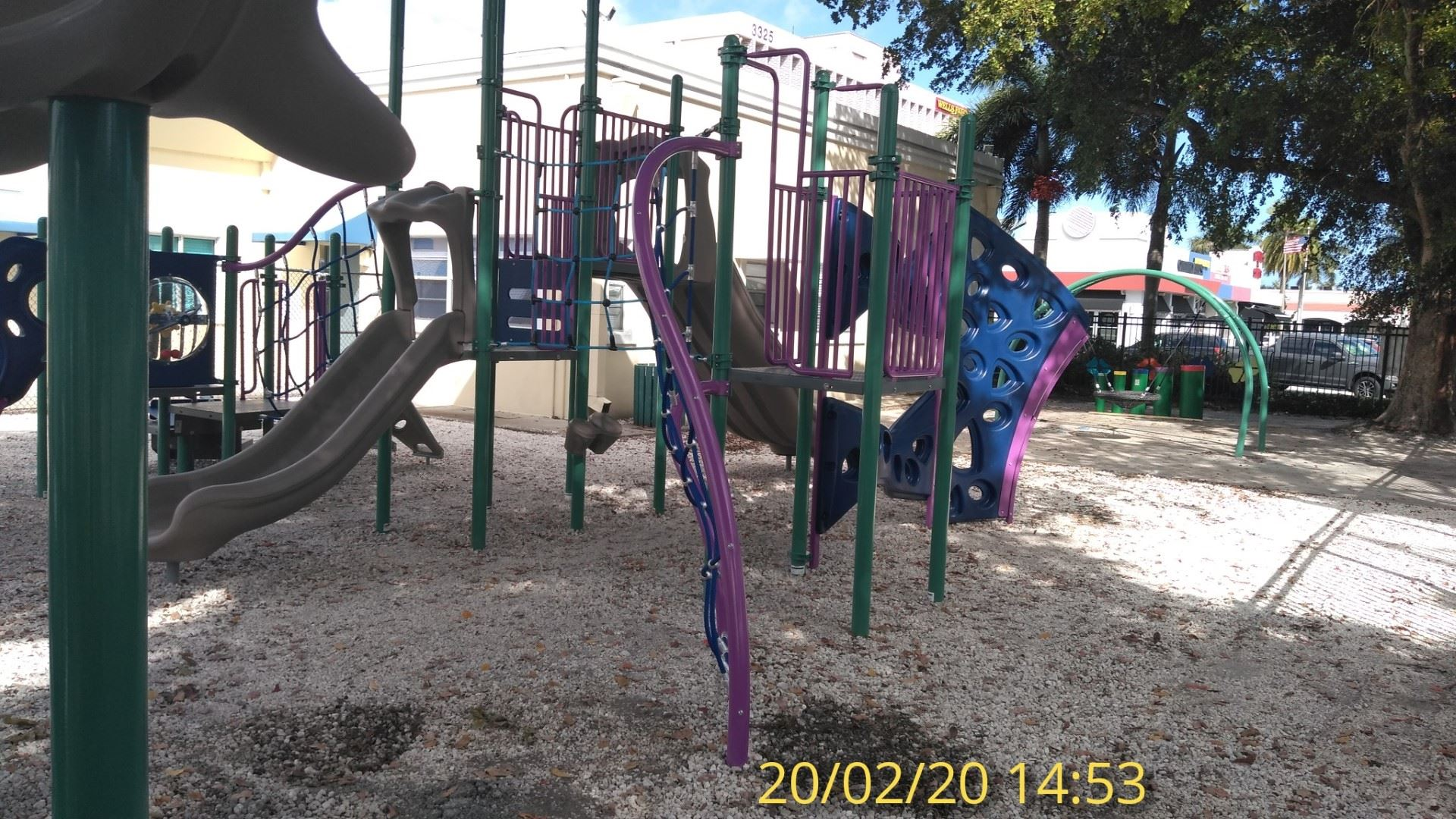 PLayground looking E 2/20/20