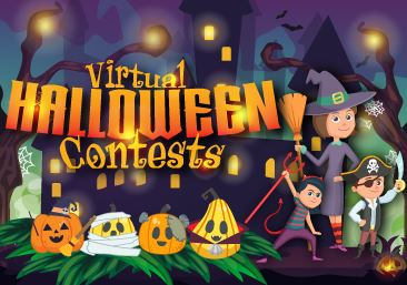Halloween Virtual Contests