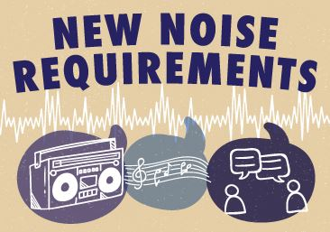 New Noise-Ordinance