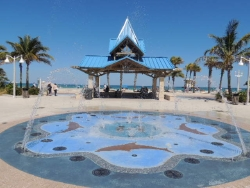 Charnow Park Historical Paddleball Courts Hollywood Beach