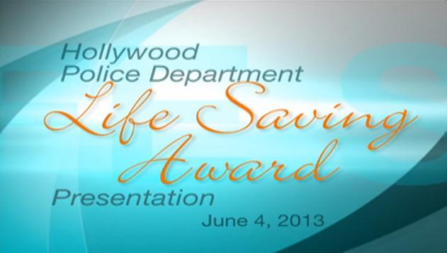 Life Saving Award Video