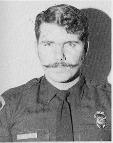 Officer Byron W. Riley