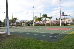 KG  Basketball Court